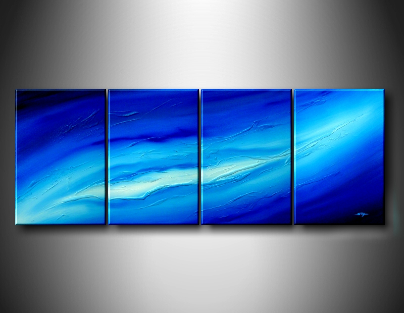Modern Oil Painting on canvas abstract painting -set08069