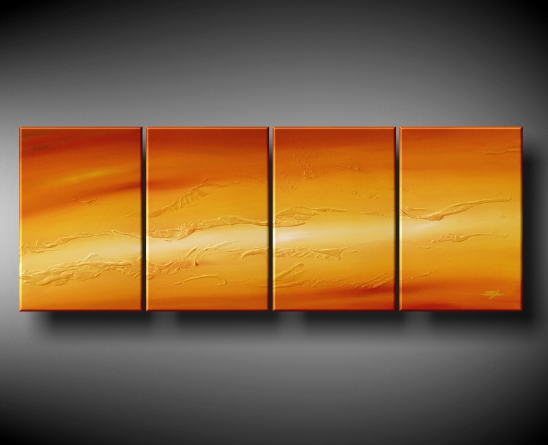 Modern Oil Paintings on canvas abstract painting -set08132