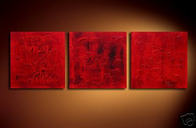 Modern Oil Paintings on canvas abstract painting -set08181