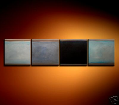 Modern Oil Paintings on canvas abstract painting -set08183