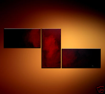 Modern Oil Paintings on canvas abstract painting -set08189