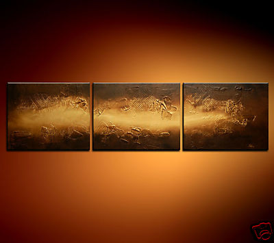 Modern Oil Paintings on canvas abstract painting -set08191