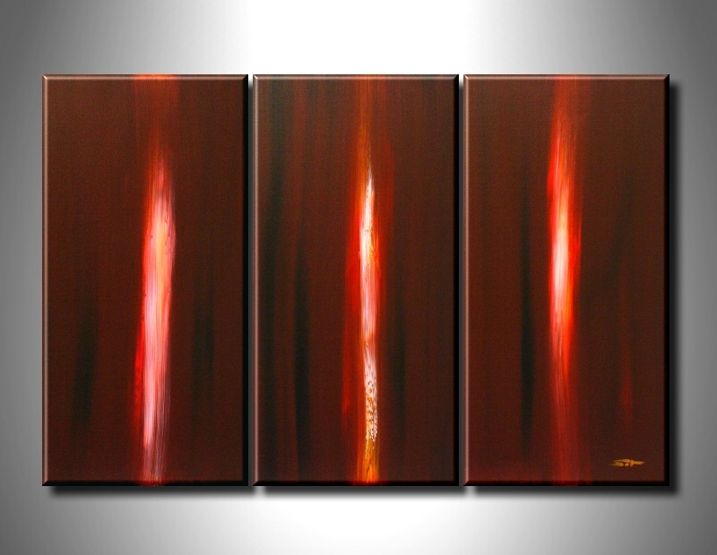 Modern Oil Paintings on canvas abstract painting -set09020