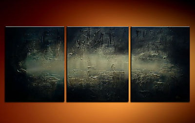 Modern Oil Paintings on canvas abstract painting -set09050