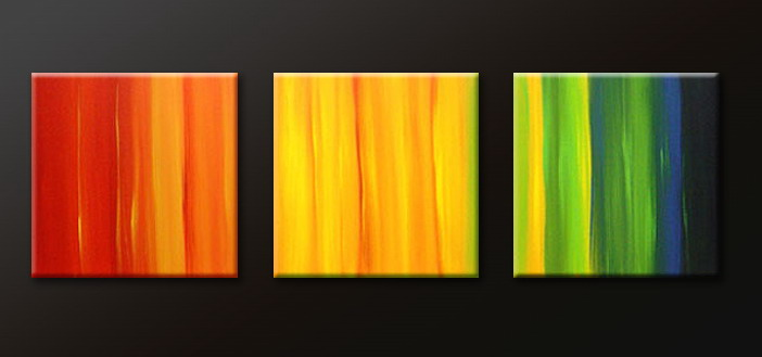 Modern Oil Paintings on canvas abstract painting -set09173