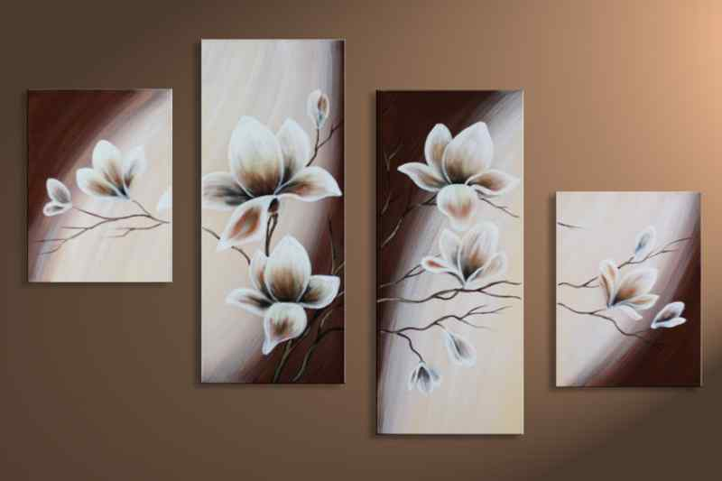 Modern Oil Paintings on canvas abstract painting -set12048