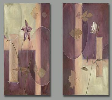 Dafen Oil Painting on canvas abstract-set157