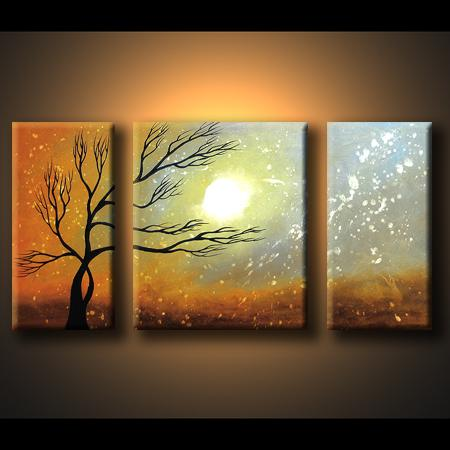dafen oil painting on canvas tree set431 set431 62 00 modern