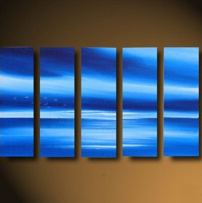 Dafen Oil Painting on canvas seascape painting -set463