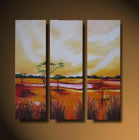 Dafen Oil Painting on canvas country -set529